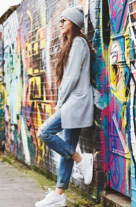 Street fashion фотосессия в Шордиче, Лондон