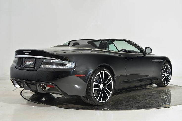 Wonderful 2011 Aston Martin DBS Volante Photos Gallery
