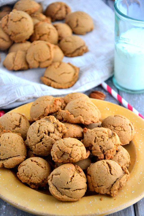 Gluten Free Gingerbread Cookies! #glutenfree @Amie Adams Adams Adams Adams Jo
