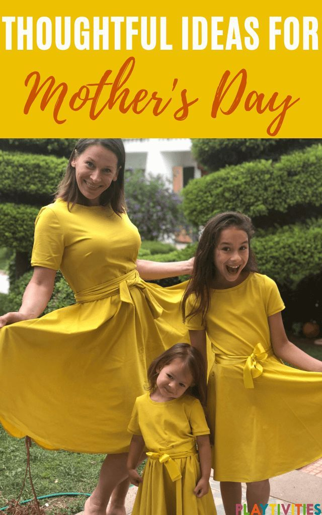 Thoughtful Ideas for Mother's Day! 5 Ways to WOW Mom