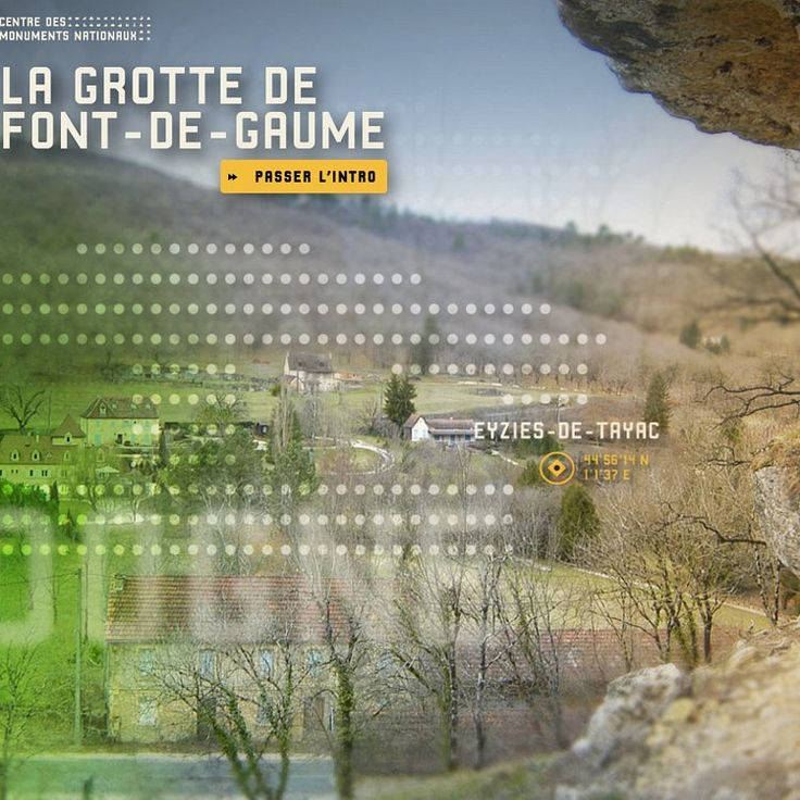 La grotte de Font-de-Gaume | Pearltrees