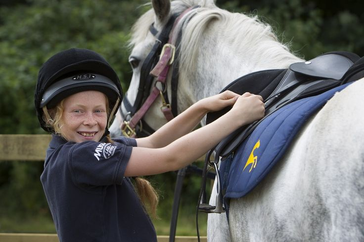 Horse riding for all the family at Calcot Manor Hotel & Spa in the Cotswolds, England http://www.calcotmanor.co.uk/for-families/horse-riding/