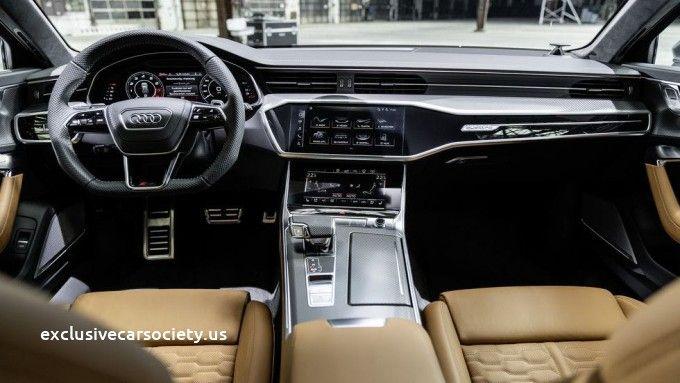 2020 Audi Rs6 Avant Revealed Audi Rs6 Audi Audi Rs