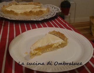 La cucina di Ombraluce: Torta al limone meringata