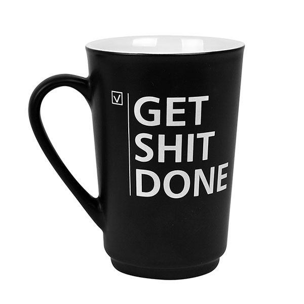 Kubek – Get Shit Done / Ge shit done mug