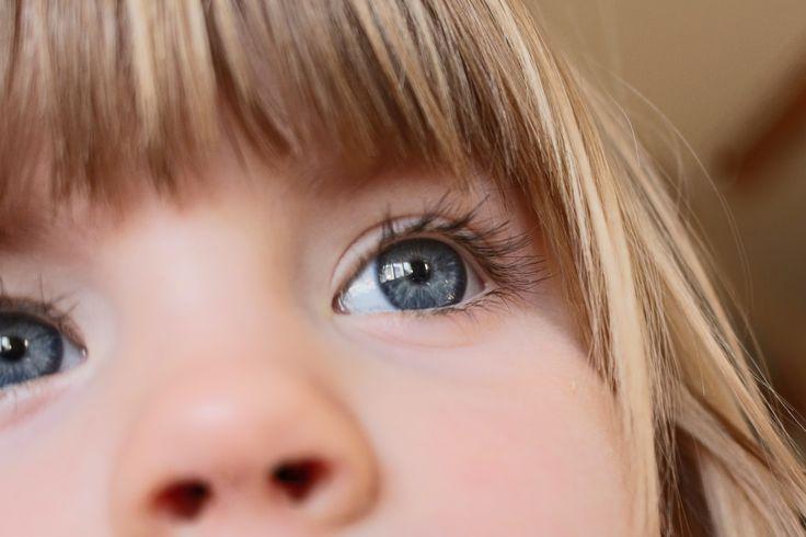 children eye