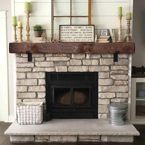 Fireplace Mantel 5x6, 6x6 Or
