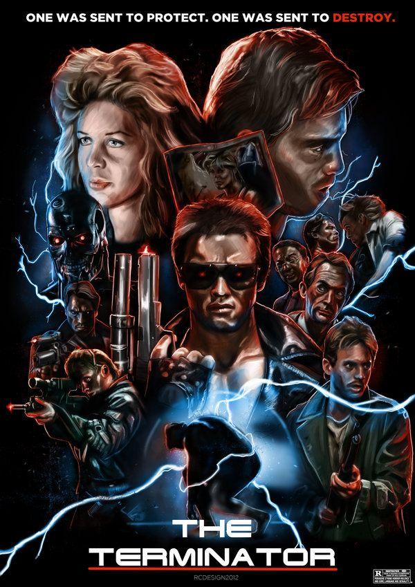 Awesome Art We've Found Around The Net: Terminator Special - Movie News | JoBlo.com