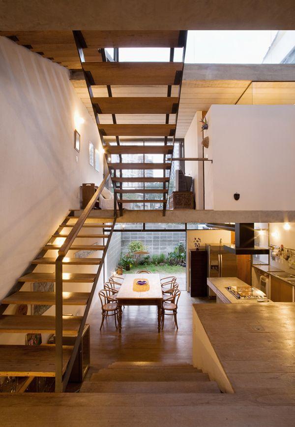 Brazilian pad showcasing exceptional design was designed Apiacas Arquitetos