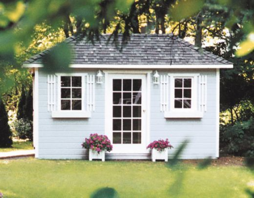 garden shed plans | Build Your Own Garden Shed Plans