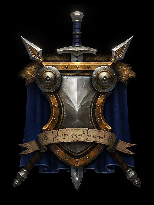 Warrior icon by mikr...