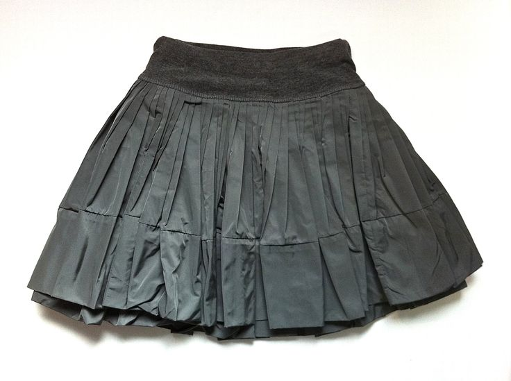 Charcoal Memory Skirt  KAF KIDS  51 Mackelvie Street, Grey Lynn, Auckland. #kidsfashion  http://kafkids.co.nz/