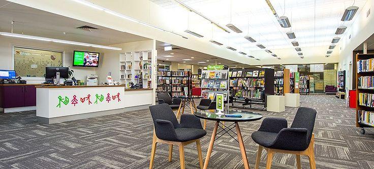 Wodonga Shire Libraries
