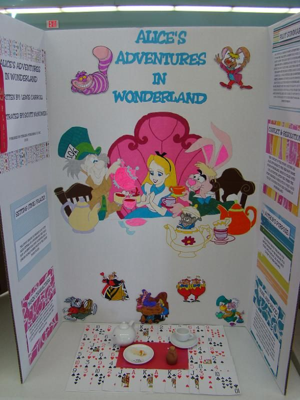 Alice In Wonderland Book Report Ideas : Ideas about reading fair on pinterest book report