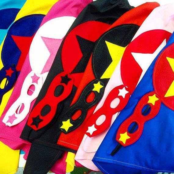 Superhero superhero cape superhero party superhero costume