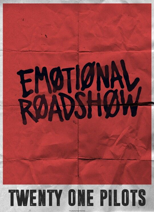 I know it's probably kind of silly, but after realizing they're starting the second part of the emotional roadshow tour tomorrow (Tuesday Jan 17) I actually got kind of sad, because I really want to see them live, but I can't. And even if I had tickets to see them, I probably couldn't get there. I know there's always gonna be future concerts, but I don't wanna miss out on this one.