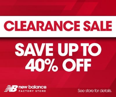 new balance factory store sale