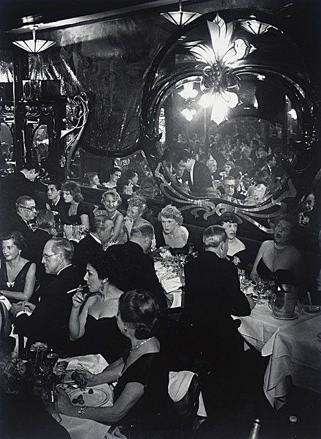 Maxim's, Paris, 1937 by Brassai