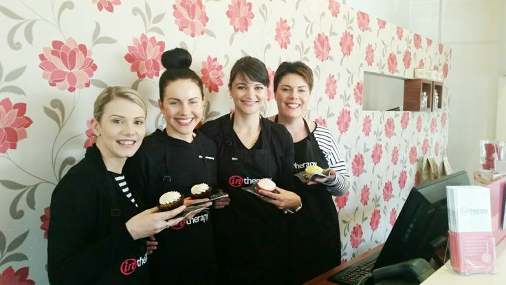 Red Hill girls supporting a Cupcake day charity.