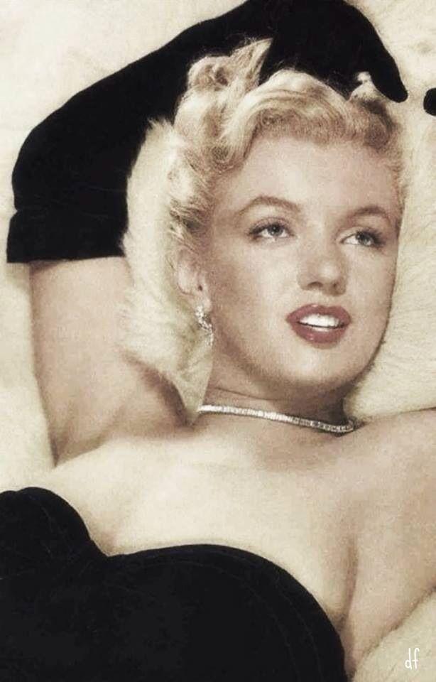 Marilyn by Ed Clark, 1950.
