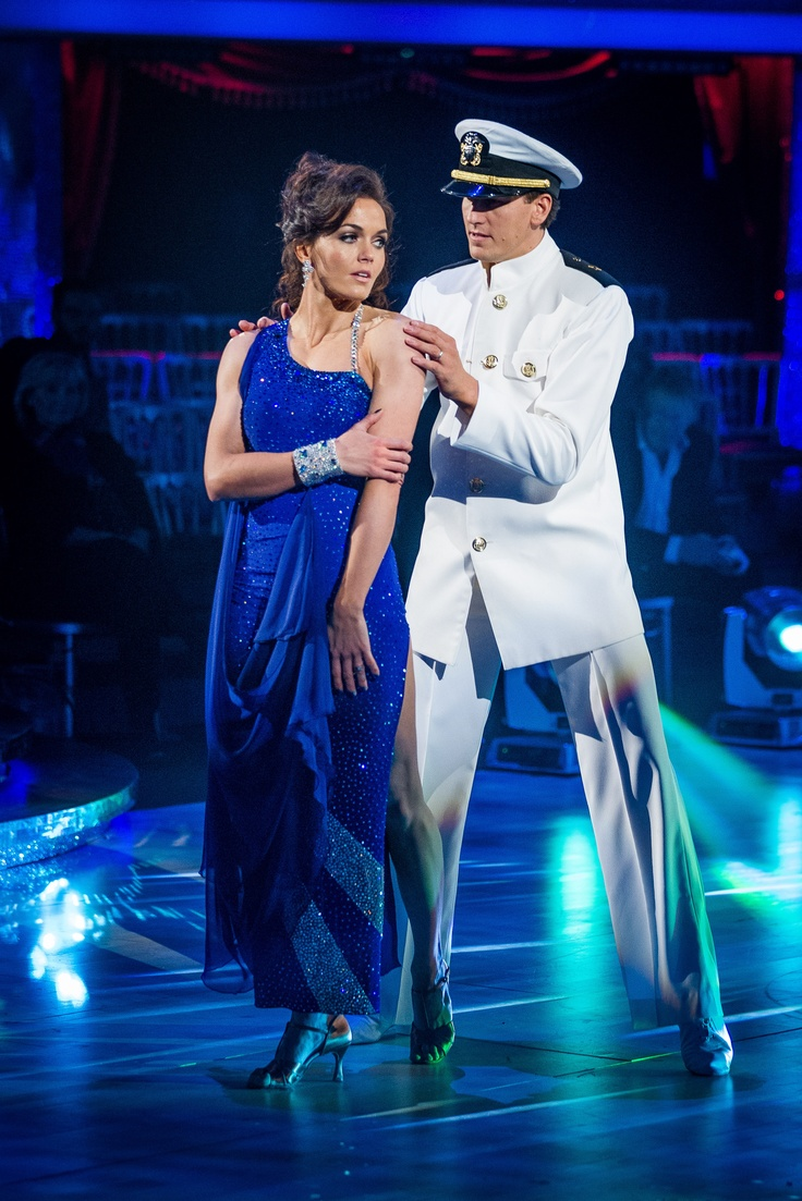 Victoria and Brendan - Strictly Come Dancing 2012 - Week 3
