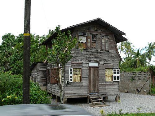 houses of suriname