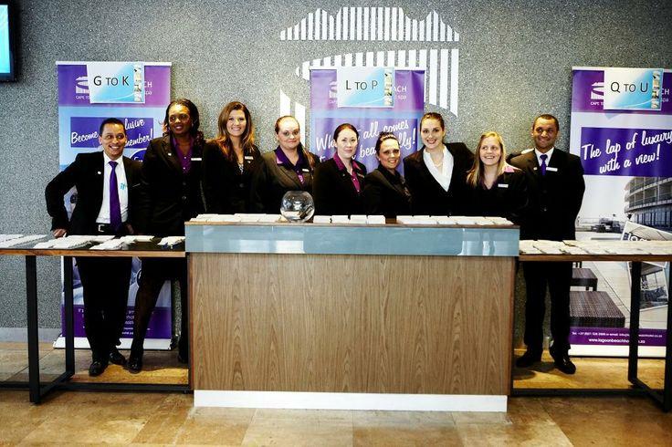 Lagoon Beach Hotel and Spa Staff