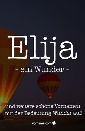 Für wundervolle Kinder: 25 Vornamen, die Wunder bedeuten – Monika Buchholz