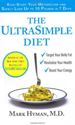 """今日は、ダイエット本を読んで、実践した感想を書いてみようと思います。この本""""UltraSimple Diet=副題;7日で4.5キロ(10ポンド)やせる=""""は、ハイマン先生という代替療法を行う医師で、他にも10日間デトックスダイエットやら、超代謝ダイエット(日本語版)という様々な食事法を提唱し、いろんな本を出版したり、ダイエットプログラムを主宰されてます。私は、正直…"""