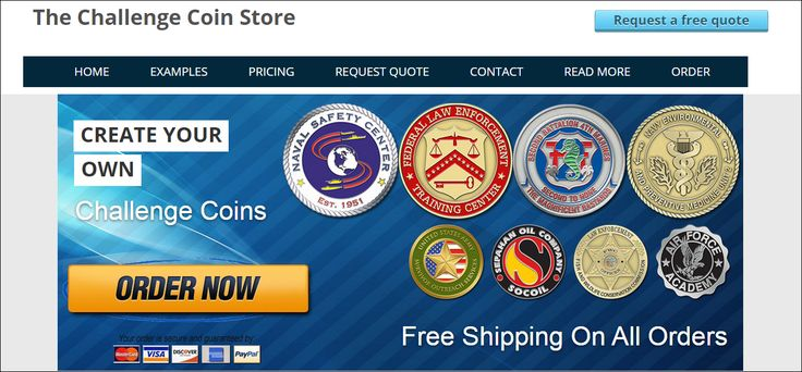 The Challenge Coin Store manufactures best quality custom Challenge Coins for Army, Navy & Law Enforcement departments at affordable prices within 10 days or less. Visit Now!
