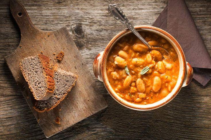Bohneneintopf | Einfach schnell gesund vegan