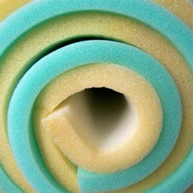 How To Make A Knitting Machine Needle Retainer Sponge Bar Part 2: Cut and Glue Foam
