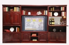 Deluxe Wall Unit