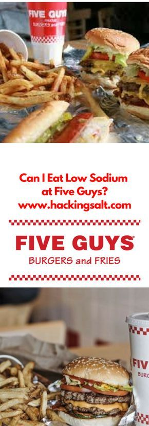 Best Fast Food Restaurants For Low Sodium