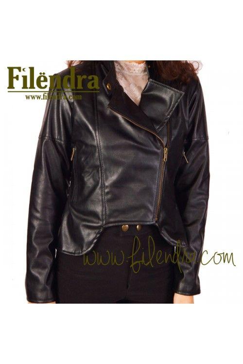 Leather jacket by filendra-indonesiafashion