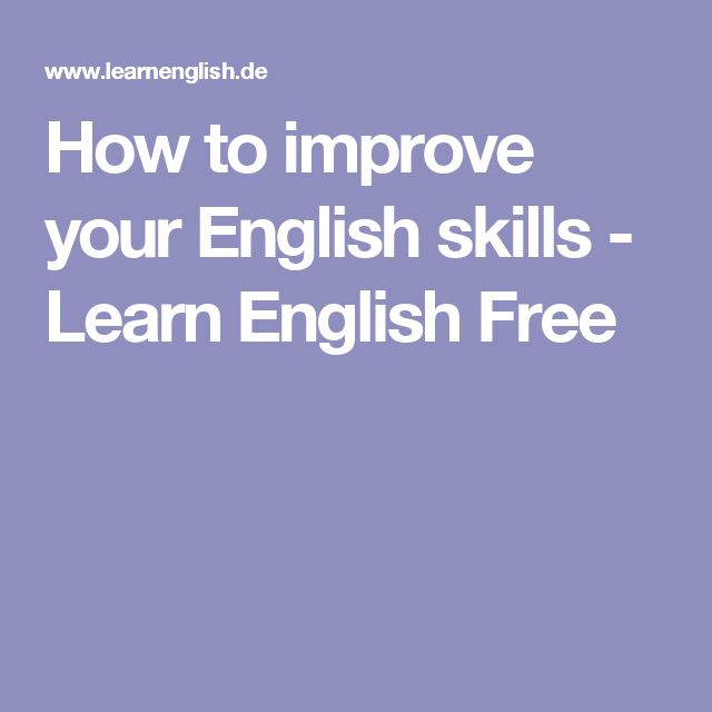 books that can improve your english