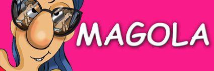 """""""Esta dama, cuya edad debe rondar los treinta y tantos es pareja """"por lo civil"""" de Alberto, madre del pequeño David y protagoniza una popular tira comica creada por la ilustradora y dibujante colombiana Adriana ('Nani') Mosquera Soto."""""""