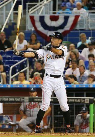 Ichiro Suzuki (Miami Marlins)