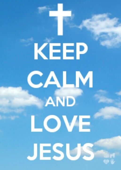 My most favorite keep calm quote
