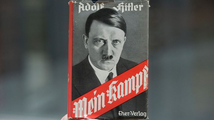 Hitler's 'Mein Kampf' Surges in e-Book Sales. Article by BEN WALDRON via World News