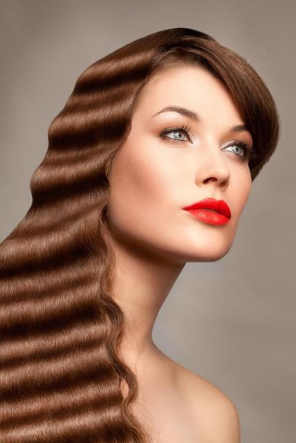 belgique19 by stefan.bourson, via Flickr #beauty #makeup #hair # avant garde #