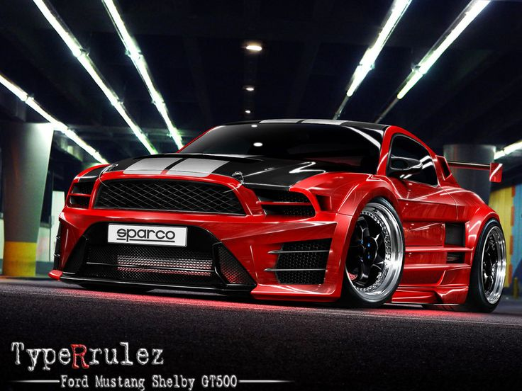 2015 mustang shelby gt500 this would be my dream mustang but in triple pearl black