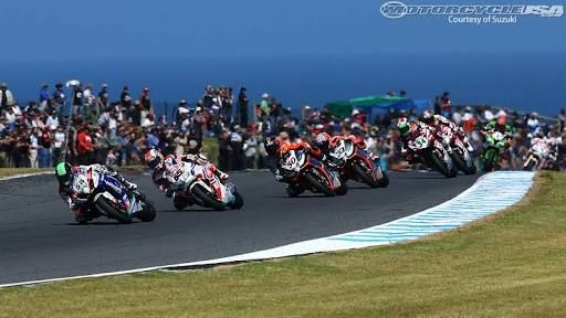 Image result for phillip.island motorbike racing