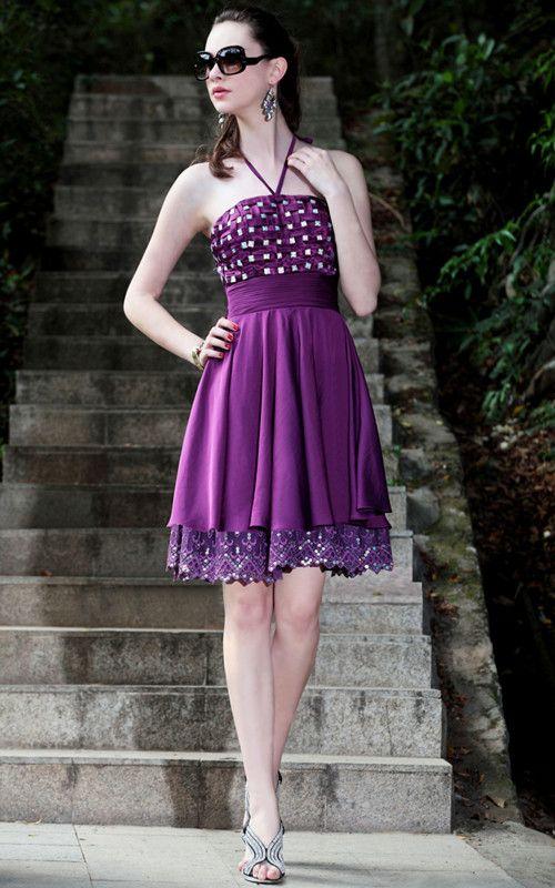 ワンピースを着て大人可愛く♡春ファッションのチューブトップコーデ☆