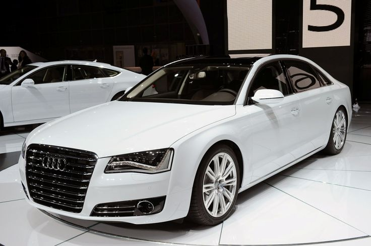 White is obviously the color your Audi A8 should be #McCarthyAudiGolfCompetition