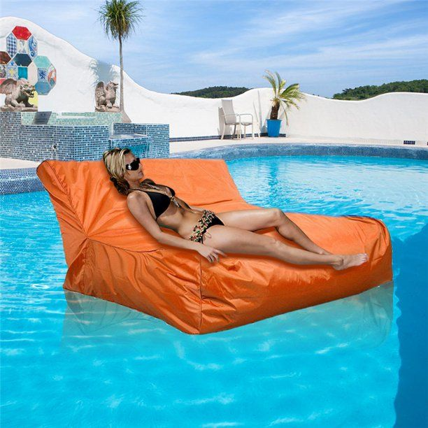Floating Raft With A Cocktail Perfect Summer Pool Lounger Pool Floats Swimming Pool Toys