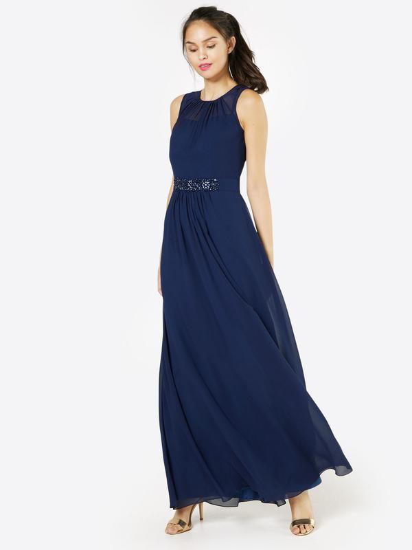 mascara Avondjurk 'Abendkleid' in Blauw bij ABOUT YOU bestellen. ✓Geen verzendkosten ✓Kopen op rekening ✓Gratis retour