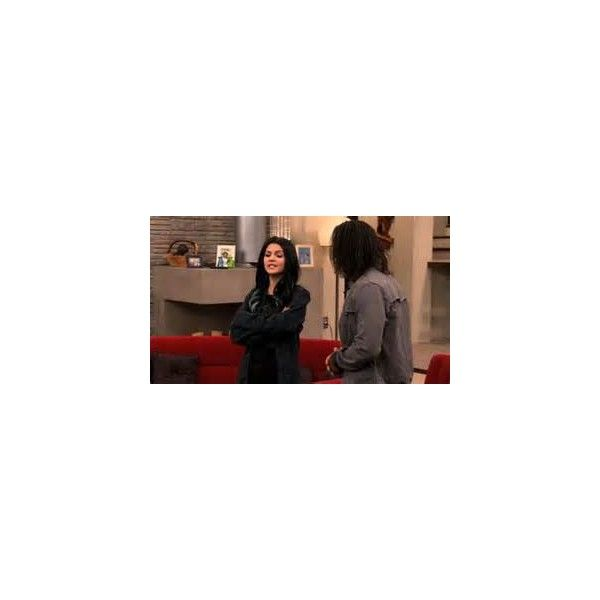 Victoria Justice - Victorious - Jade Gets Crushed ❤ liked on Polyvore featuring victoria justice
