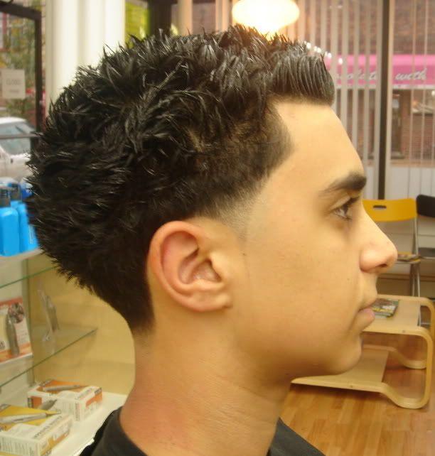 "12 Short Blowout Haircut Designs for Men 2016"""