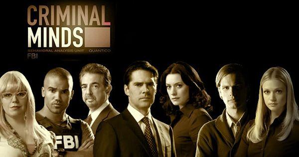 Criminal Minds. Obsessed.